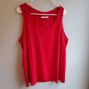 Cato Woman 18/20W Red Tank
